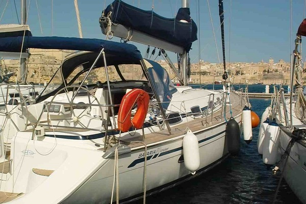 Bavaria 50CR - Jeannine - Medsail-Malta-Malta Charters - Kalkara Marina