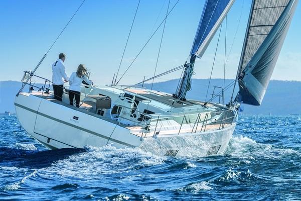 Bavaria C45 - Outlander -Medsail-Malta- Malta Charters - Under Sail