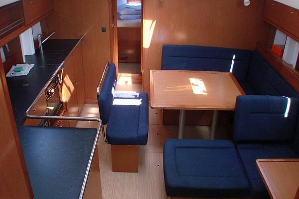Bavaria CR45 - Moonmist - Medsail Malta Yachts Charters- Interior