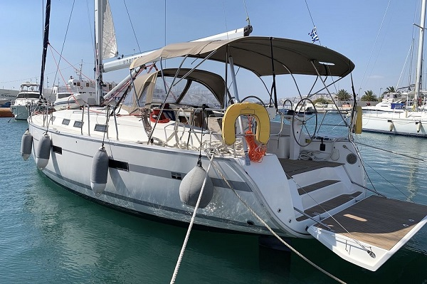 Bavaria CR45 - Moonmist - Medsail Malta Yachts Charters - Marina