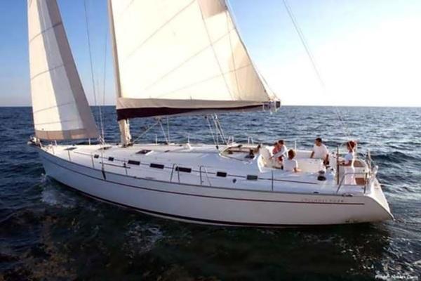 Beneteau Cyclades 50 - Moonbreeze - Medsail-Malta-Malta Charters - Under Sail