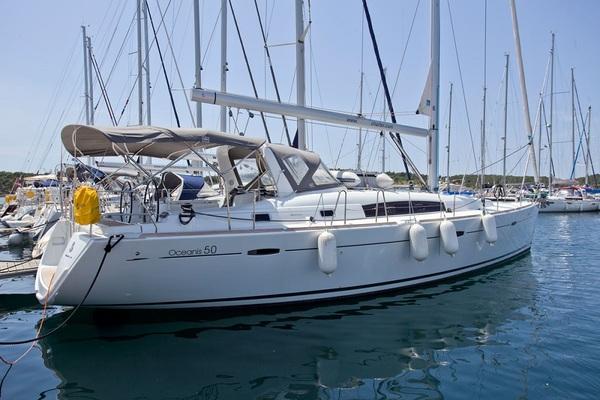 Beneteau Oceanis 50F - In Compliance - Medsail-Malta-Malta Charters - Marina