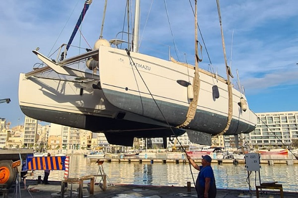 #1 Yacht Delivery Company in Malta