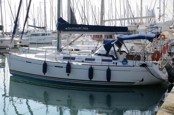 Dufour 365 Skiros Medsail Malta Sailing Yachts Charters