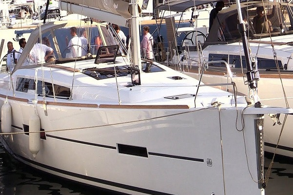 Dufour 412GL -Medsail-Malta-Perfect Candidate - Deck Space - Malta Charters
