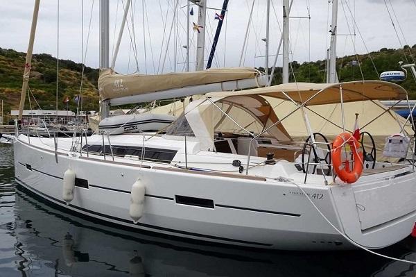 Dufour 412GL -Medsail-Malta-Perfect Candidate - Marina - Malta Charters