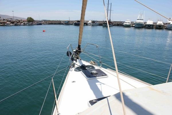 Dufour 450GL - Oscar Time -Medsail-Malta- Malta Charters - Bow Windlass