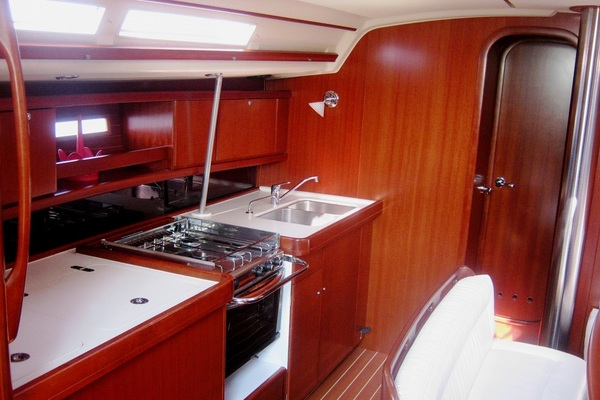Dufour 455GL - Max​ - Medsail-Malta-Malta Charters - Galley