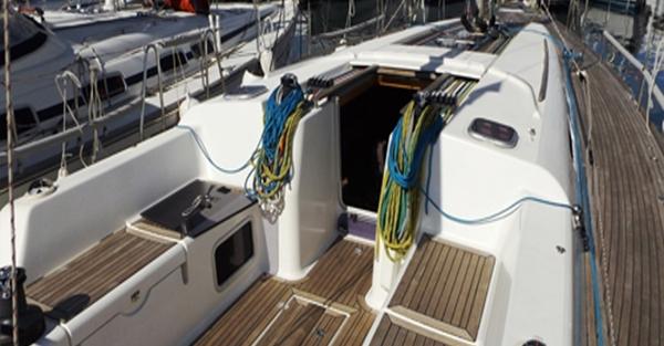 Dufour 45P - DU4 Medsail-Malta- Malta Charters - Cockpit