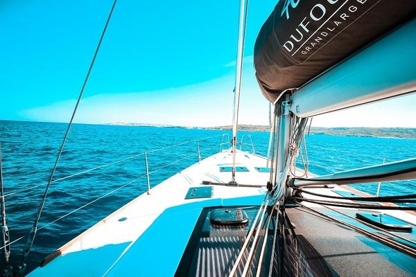 Dufour 460GL - Gerry -Medsail-Malta- Malta Charters - Deck Space