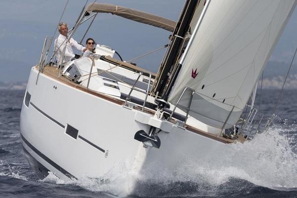 Dufour 520GL - Captain Redbeard - Medsail-Malta-Malta Charters - Under Sail