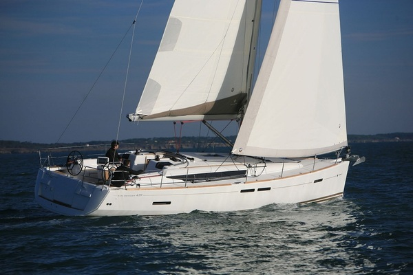 Jeanneau SO 439 -Medsail-Malta- Harry The Viking - Malta Charters - Under Sail
