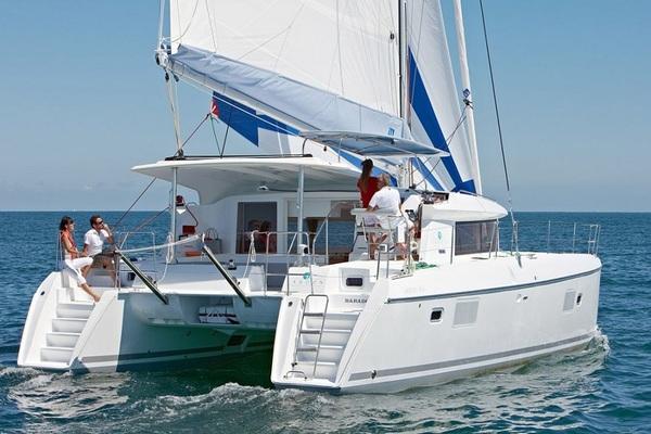 Lagoon 421 - Double Seven - Medsail Malta- Malta Charters - Under Sail