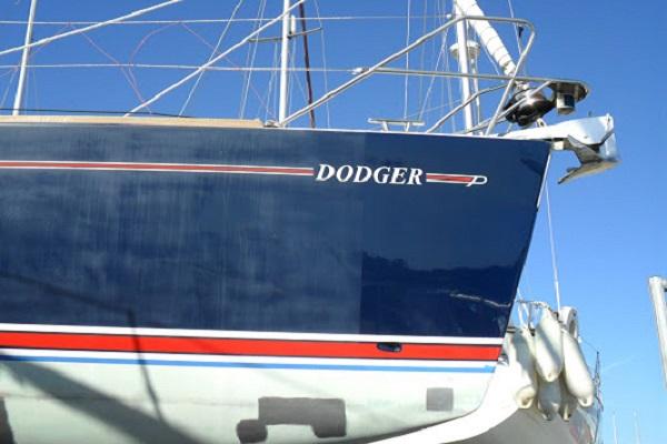 Medsail Malta Yacht Guardianage and Maintenance Services Hull Polishing