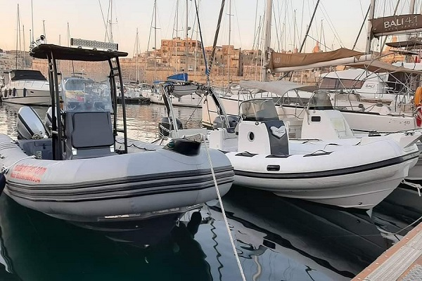 RIB-Charter-Medsail Malta