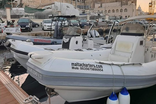 Self-Drive-RIB-Medsail Malta